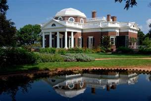 monticello homes a tale of two homes and two statesmen the imaginative