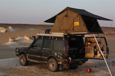 land rover discovery expedition land rover discovery 300tdi fully overland expedition