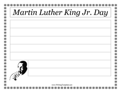 martin luther king writing paper search results for mlk writing blank calendar 2015