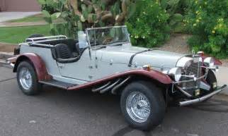 Mercedes Replica Replica 1929 Mercedes Roadster Aucton Results 7 500