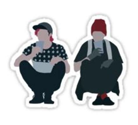 Twenty One Pilots Stickers