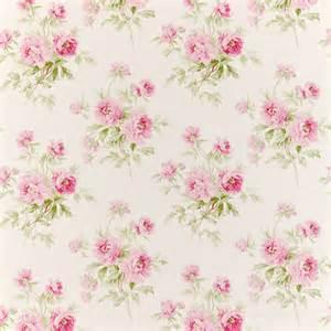 18th Century Home Decor sanderson adele fabric raspberry ivory dcavad204
