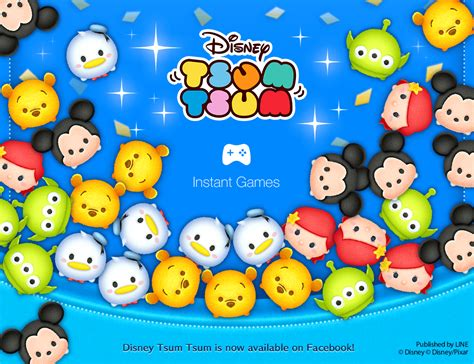 Tsum Casual global casual puzzle quot line disney tsum tsum