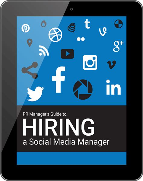 social media manager description social media manager description staruptalent
