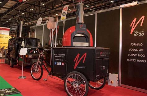 Oven Mobil commercial home use wood fired ovens by valoriani
