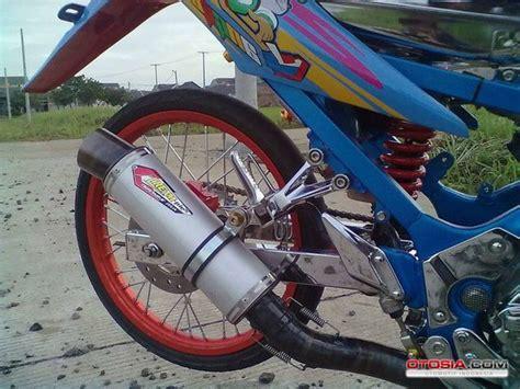 Slebor Tengah Yamaha Jupiter Z Asli tambah racing potong bodi satria fu otosia