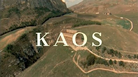 Kaos Godfather 4 locations in sicily wonders of sicily