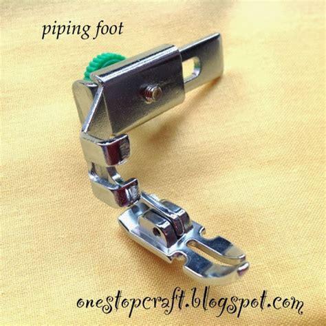 Mesin Jahit Untuk Sepatu one stop craft sepatu mesin jahit presser foot 3