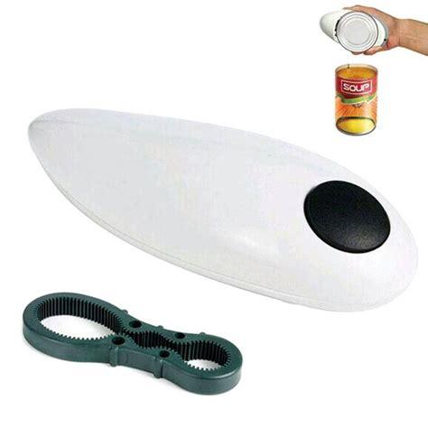 Poluper Alat Pembuka Kaleng Alat Pembuka Tutup Botol Karakter pembuka kaleng otomatis cara mudah membuka tutup kaleng