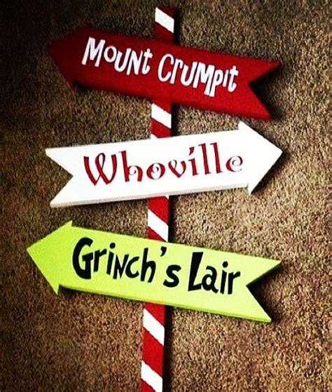 whoville sign 25 unique whoville decorations ideas on