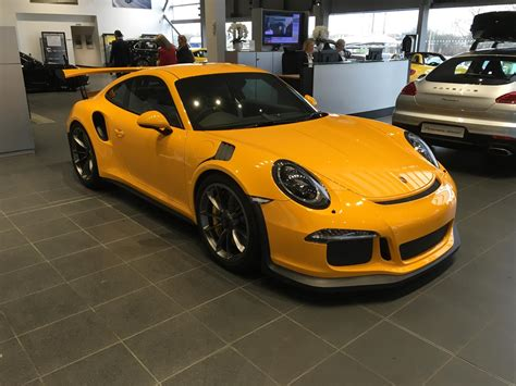 porsche gt3 rs yellow reference guide to pts page 141 rennlist porsche