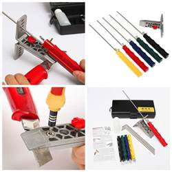 Sharpening Angle For Kitchen Knives Knife Sharpener Professional Kitchen Sharpening System Fix