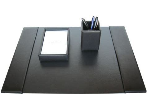 Luxury Desk Accessories Luxury Leather Desk Sets Accessories Desk Pads