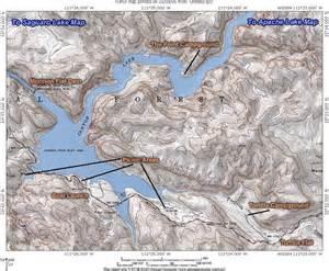 lake map www carizona your arizona