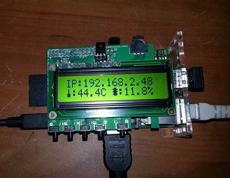 project pidesk a raspberry pi controlled futuristic piface control display the ultimate ras element14