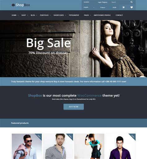 best ecommerce themes 2014 63 best premium ecommerce themes of 2014