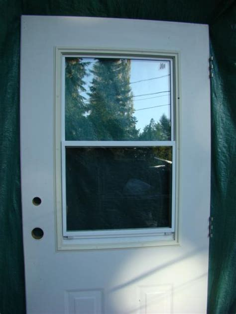 36 Inch Exterior Door Metal Clad 36 Inch Exterior Door With Frame Cbell River Comox Valley