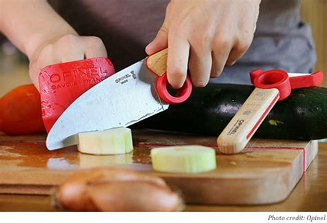 kitchen knives for children cooking tools for opinel le petit chef set