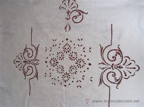 bordados para manteles resultado de imagen para manteles bordados a mano patrones