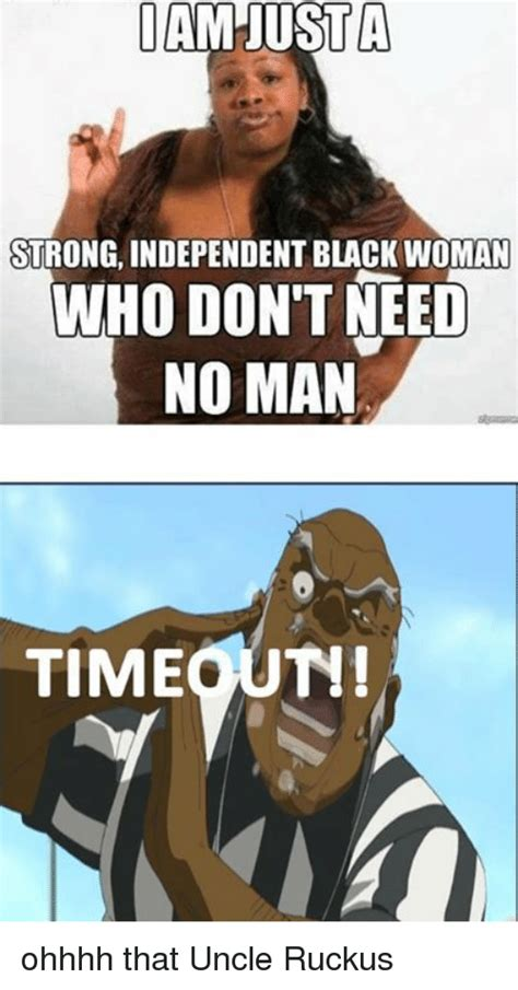25 best memes about independent black woman independent