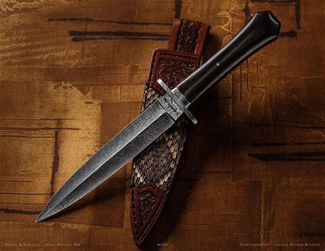 custom dagger daggers kyle royer knives