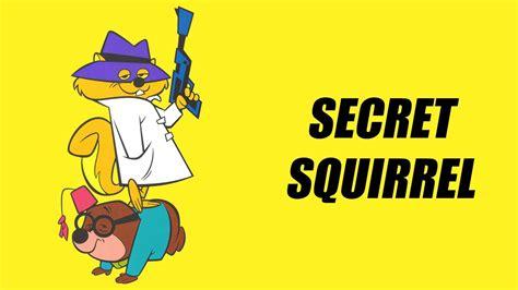 secret intro secret squirrel images adultcartoon co
