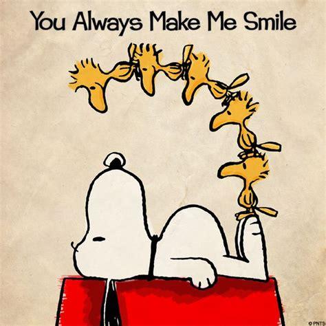 what makes me smile free printable k 2 writing prompt you always make me smile peanuts pinterest snoopy