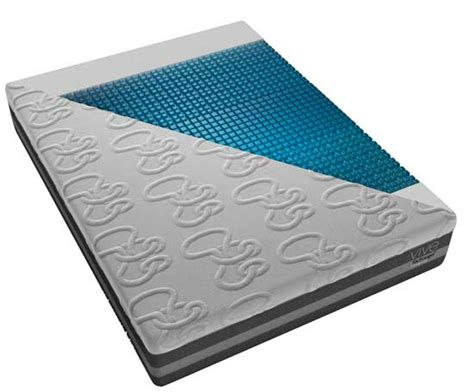 technogel introduces vive collection of gel mattresses