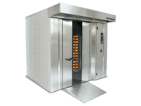 Rack Oven by Rotary Rack Oven Front Burner