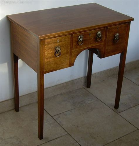 style writing desk antiques atlas a regency style mahogany writing desk