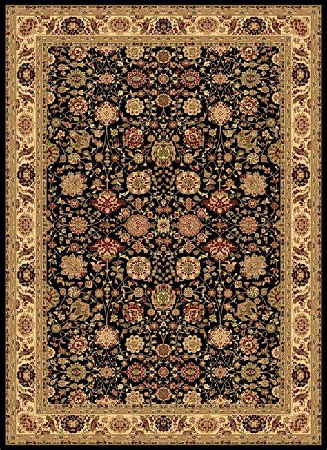 america rug rugs america new vision 1332 tabriz black