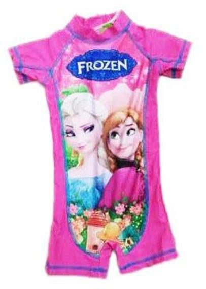 Baju Renang Anak Frozen jual swimsuit baju renang anak perempuan princess frozen pink kid toko lucu