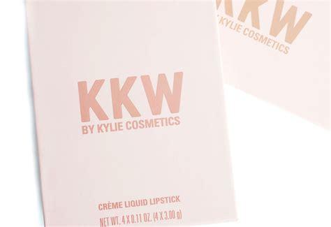 Kkw Creme Liquid Lipstick kkw by cosmetics cr 232 me liquid lipstick recenzja