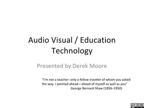 Audio Visual Education Essay by Av Ed Tech Introduction