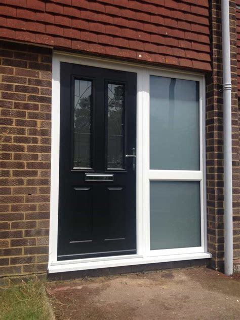 Replace An Exterior Door Front Entrance Doors Exterior Doors Replacement Surrey Dorking Glass