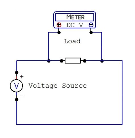 measuring voltage across a resistor with a multimeter how to use a digital multimeter dmm to measure voltage current and resistance
