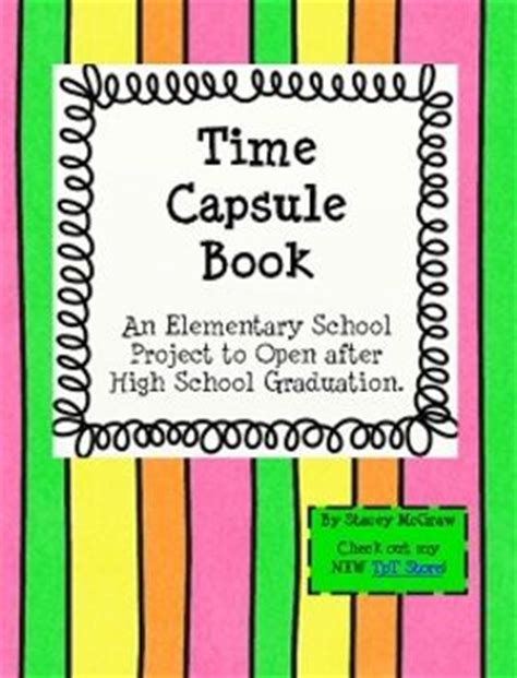 time to write beveled ends time capsule and memory book project for the end of the