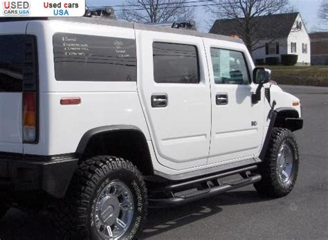 tire pressure monitoring 2006 hummer h2 suv parental controls for sale 2003 passenger car hummer h2 winchester insurance rate quote price 16595 used cars