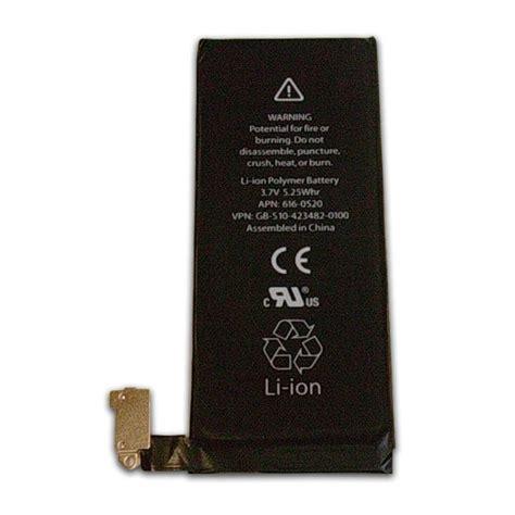 Maße Iphone 5 by Bateria Pila Iphone 4s 3 7v 1430 Mah 5 3whr Maa 170 00