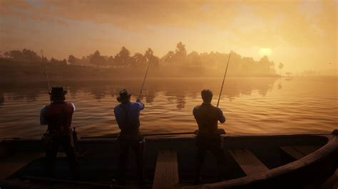 canoes red dead 2 red dead redemption 2 gameplay video breakdown polygon