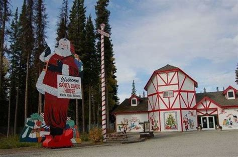 santa claus house north pole ak north pole alaska settlealaska com pinterest trips