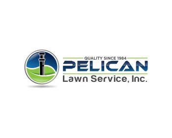 logo design entry number 127 by ralph 2015 pelican lawn