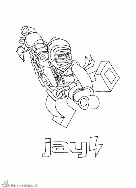 free ninjago bad guys coloring pages