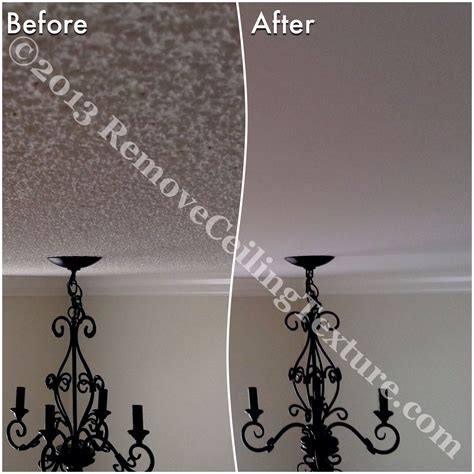 Smooth Textured Ceiling by Drywalling Textured Ceilings Think Again