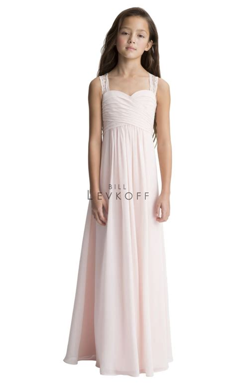 Junior Bridesmaid Dress by Flowergirl Dresses Bill Levkoff 117302 Bill Levkoff Junior