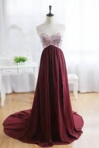 burgundy color prom dress burgundy prom dress