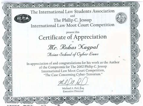 Sample certificate appreciation judges resume pdf download sample certificate appreciation judges 2 yadclub Gallery