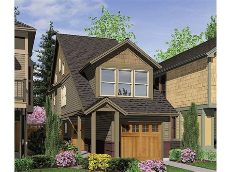 House Plans Narrow Lot With View by 31 Best Images About House Plans Narrow Lot With View On