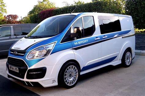 Angebot Küchenblock by Ford Transit Custom Sport Vyladěn Do Stylu Wrc