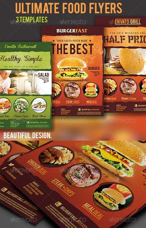 free templates for restaurant flyers restaurant flyer template 56 free word pdf psd eps